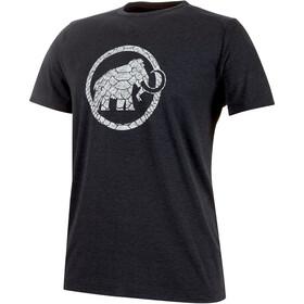 Mammut Trovat T-shirt Herr black melange